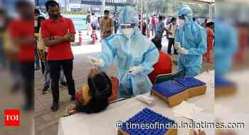 Coronavirus live updates: Prepare for the third wave, Supreme Court tells Centre - Times of India