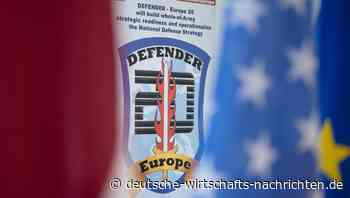 """""""Defender Europe 21"""": Startschuss für massives Militärmanöver in Europa"""