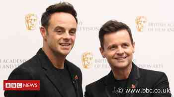 Ant and Dec take aim at 'London-centric' television industry