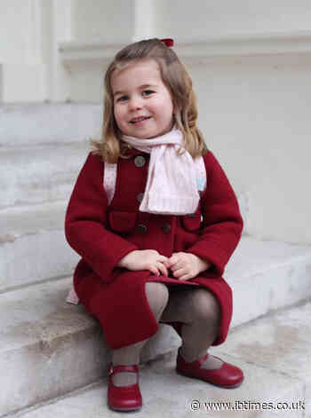 Prince William reveals how daughter Princess Charlotte tells everyone she is a teenager