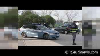 Covid: controlli;sputi,offese e botte a PS,arresti a Caserta - euronews Italiano