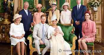 Prince William and Catherine used official photo for Archie