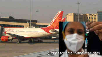 Covid-19: Aviation Ministry issues vaccination guidelines for all its employees