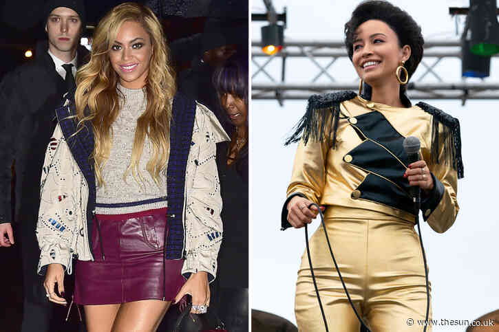 Netflix's Selena fans open-mouthed as Beyonce makes shock cameo – based on real life moment