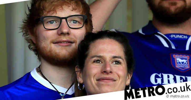 Ed Sheeran takes love of Ipswich Town to new heights as he becomes new shirt sponsor for club