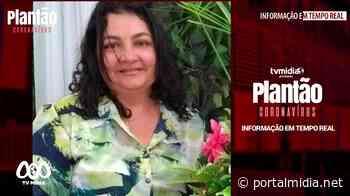 Professora morre por causa da COVID 19 em Alagoa Grande. - PortalMidia