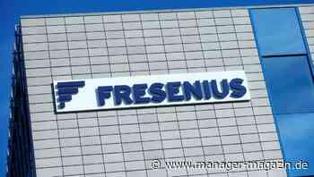 Fresenius SE: Pandemie belastet Gesundheitskonzern und Tochter FMC