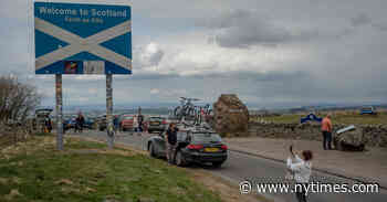 Scenes of Scotland, as It Weighs Its Future Within Britain