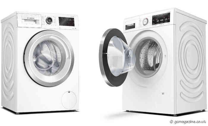 New washing machine line-up from Bosch