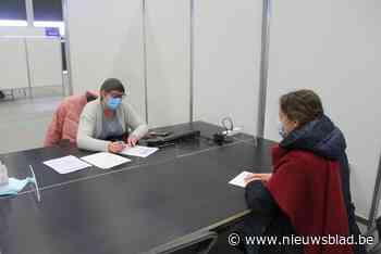 Computerfout zorgt voor dubbele uitnodiging in Aalters vaccinatiecentrum