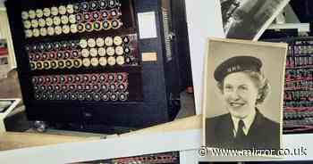 Couple who found secret Nazi messages under floorboards on mission to crack code