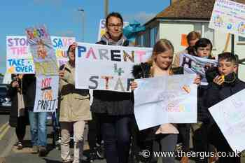 Peacehaven Heights: further strike action over academy plans for primary