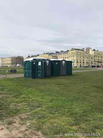 New public toilets in Hove slammed by Argus readers