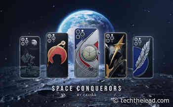 Caviar Launches Custom iPhone 12 Pro Phones Honouring Gagarin, Armstrong, Musk and Bezos - TechTheLead