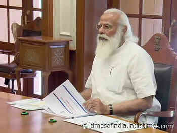 PM Modi chairs key review meeting on Covid-19 situation in the country