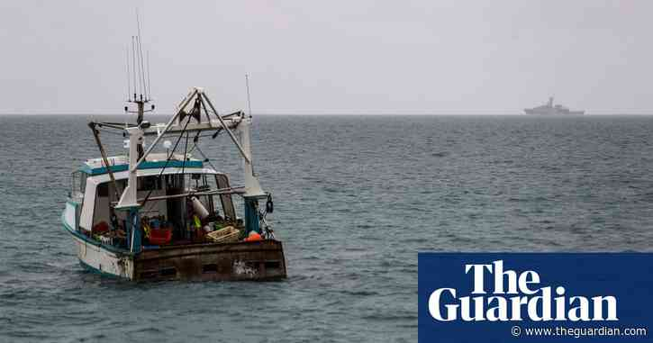 What is behind the dispute over fishing rights around Jersey?