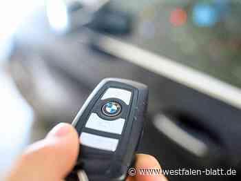 Paderborn: Autodiebe haben BMW-Modelle im Visier