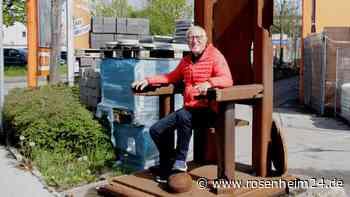 """15 Jahre den """"Bauch von Rosenheim"""" gemanagt: Aicherpark-Projektchef Schussmann gibt Staffelstab weiter"""