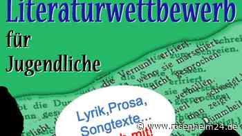 Vierter Bad Aiblinger Literaturwettbewerb für Jugendliche