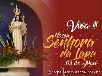 Festa em louvor à Nossa Senhora da Lapa - Jornal de Coromandel