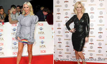 Denise van Outen's daily diet: What the West End star eats for breakfast, lunch and dinner