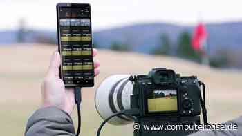 Sony Xperia Pro: Smartphone wird für 2.500Euro zum Videomonitor