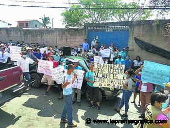 Militantes de Nuevas Ideas de Guaymango rechazan a alcalde - La Prensa Grafica