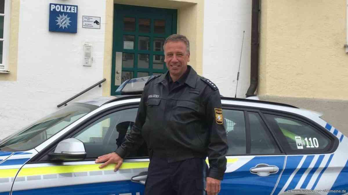 Neuer Vize-Chef für die Landsberger Polizei