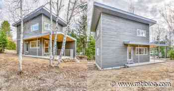 This Brand New Home North Of Montreal Is For Sale For Just $250,000 (PHOTOS) - MTL Blog