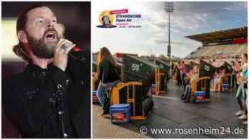 Rea Garvey kommt zum Strandkorbfestival nach Rosenheim