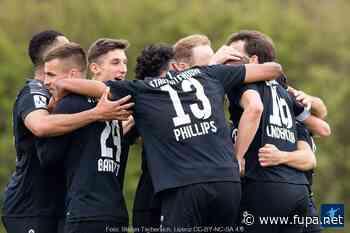 Stadtallendorf mit 4:0-Sieg gegen Balingen! - FuPa - FuPa - das Fußballportal