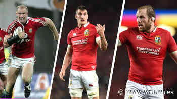 Wales and the Lions in the professional era