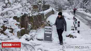 Scottish election 2021: Voting begins in Scottish Parliament election