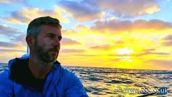 Atlantic Ocean voyage 'the hardest thing I've ever done'