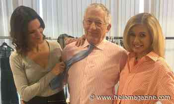 Rachel Riley shares emotional post to mark Nick Hewer's final day at Countdown