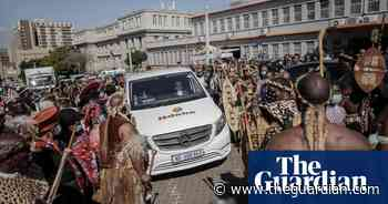 Succession battle begins after Zulu ruler's funeral in South Africa