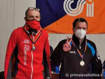 Tennis Tavolo CSI: Antonio Carganico terzo a Inverigo - Prima la Valtellina