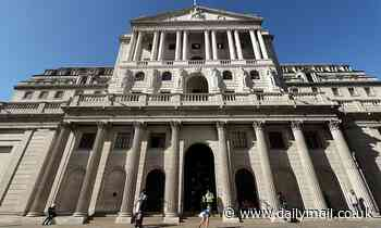 Bank of England keeps interest rates unchanged at record low of 0.1%