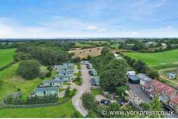 Holiday park near Whitby goes up for sale for £1.5m
