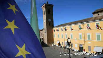 Bagnacavallo celebra la Festa dell'Europa fra storia, saluti e bandiere - RavennaToday