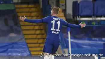 Champions League: Freudenschreie von Werner - Tuchels Kampfansage fürs Finale