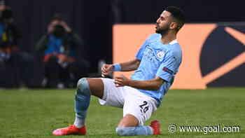 Manchester City's Mahrez battles Kante and Havertz for Champions League award