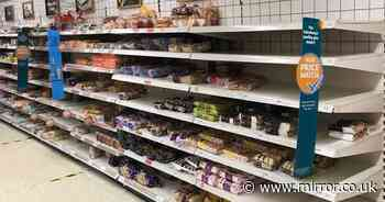 Sainsbury's takes down picture of cream tea that caused 'outrage' in Cornwall - Mirror Online