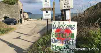 Cornwall residents advise visitors over 'predatory operation' at beach on the Roseland Peninsula - Cornwall Live