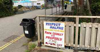 Visitors to idyllic Cornwall village near Truro receive a rude welcome - Cornwall Live