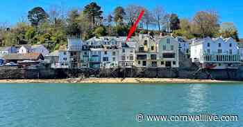 Riverside townhouse lies in the heart of Fowey - Cornwall Live