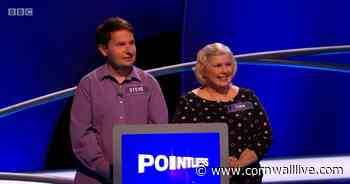 Cornish couple scoop jackpot on TV quiz show Pointless - Cornwall Live