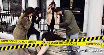 Outdoor detective game CluedUpp comes to Truro, Penzance and Falmouth in Cornwall - Cornwall Live