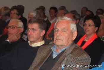 """Marcel Van de Moere (91) overleden: """"Dertig jaar lang zat hij op de oppositiebanken, hij was de Poulidor van de Sentse politiek"""""""