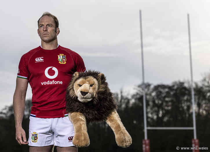 British & Irish Lions tour captains from Wales